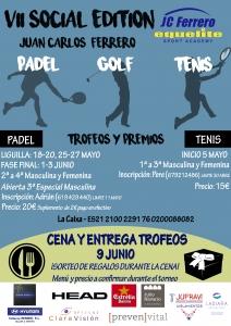 VII Social Edition Juan Carlos Ferrero