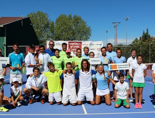 La Comunidad Valenciana y Castilla León se proclaman Campeones de España en JC Ferrero-Equelite