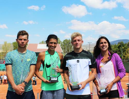 """Alex Davidovich y Olga Danilovic triunfan en el """"Trofeo Juan Carlos Ferrero"""""""