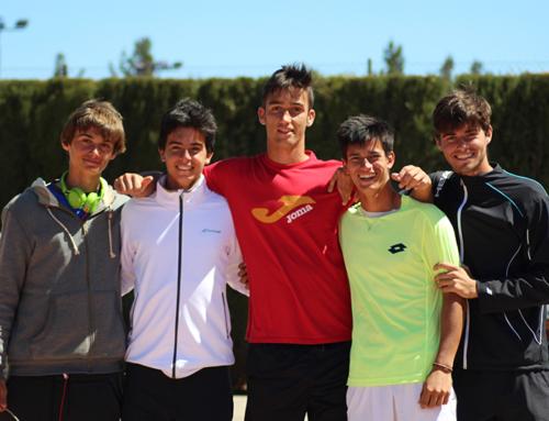 Da comienzo el Trofeo Juan Carlos Ferrero