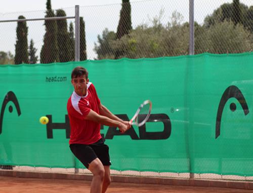 Varios españoles avanzan en el cuadro final del ITF G1 Juan Carlos Ferrero.