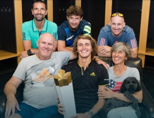 Alexander Zverev – Juan Carlos Ferrero: éxito garantizado