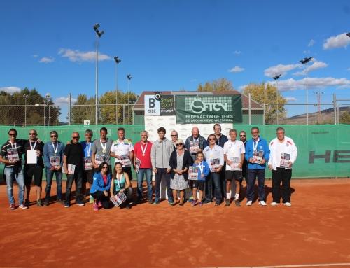 Éxito en el torneo perteneciente al XLII Campeonato Comunidad Valenciana de Veteranos