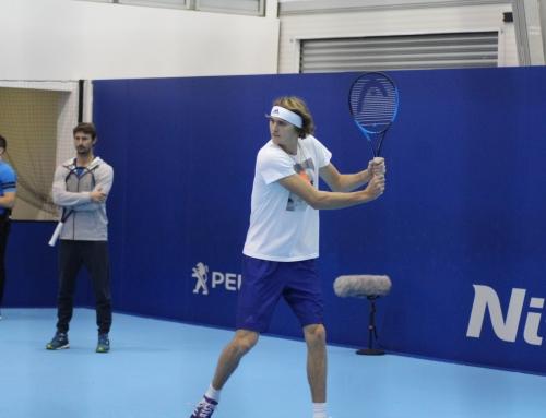 Entrevista a Juan Carlos Ferrero previa a las Nitto ATP Finals