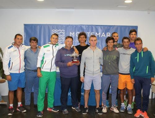 Club de Tenis Helios se proclama subcampeón en el campeonato de España absoluto en 2ª categoría
