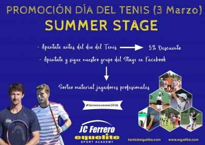 promoción día del tenis