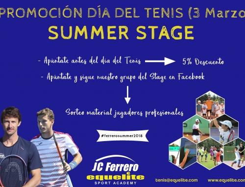 Promoción SummerStage 2018