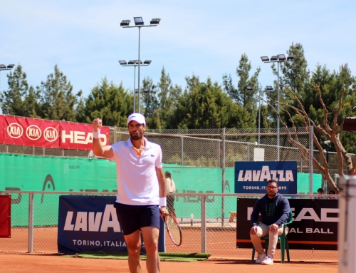Pablo Andújar se cuela entre los favoritos para alzarse con el Ferrero Challenger Open