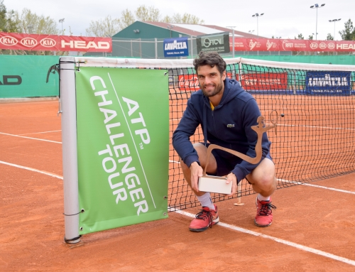 Pablo Andújar crowned champion in the Ferrero Challenger Open