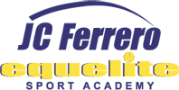 JC Ferrero Equelite Sport Academy Logo