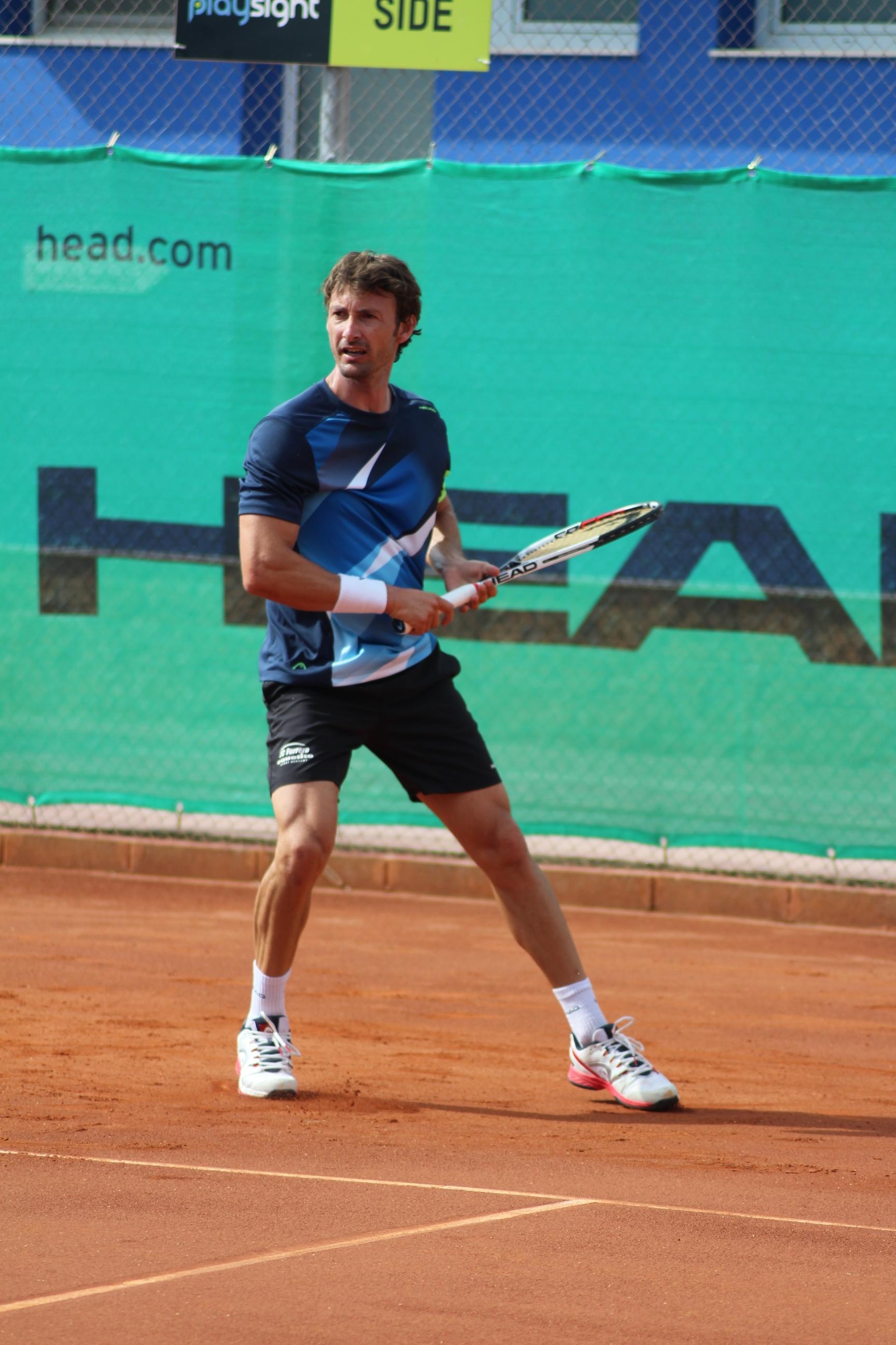 Programa de competición para tenistas profesionales