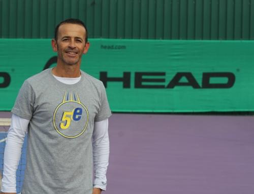 Entrevista a Samuel López, director deportivo y entrenador de Pablo Carreño