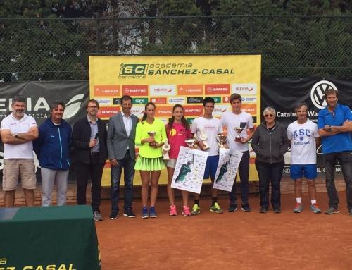 Carlos Sánchez campeón del ITF G4 Sánchez Casal