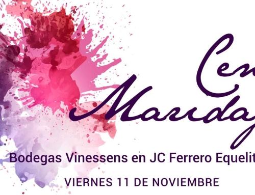 Cena Maridaje en JC Ferrero Equelite