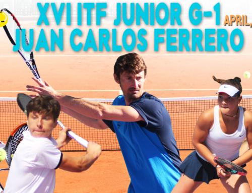 Programación ITF Juan Carlos Ferrero 2017