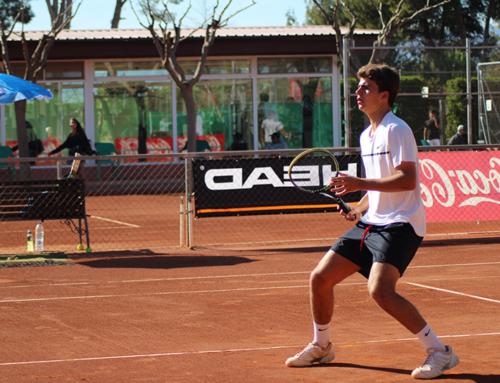 """Mañana arranca el cuadro final del ITF Junior """"Trofeo Juan Carlos Ferrero"""""""