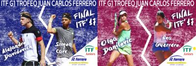 FINALISTAS ITF
