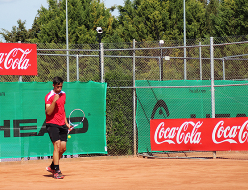 """Tres españoles en los cuartos del ITF Junior """"Trofeo Juan Carlos Ferrero"""""""