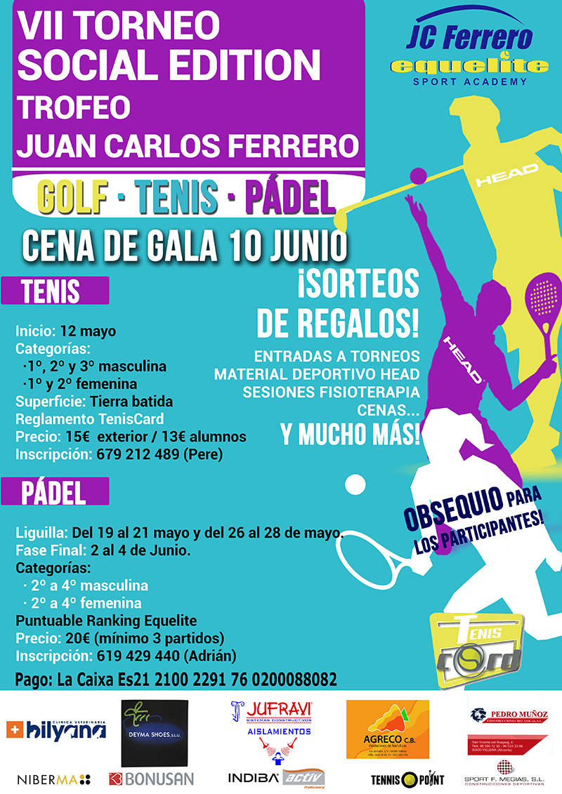 CARTEL TORNEO SOCIAL EDITION WEB