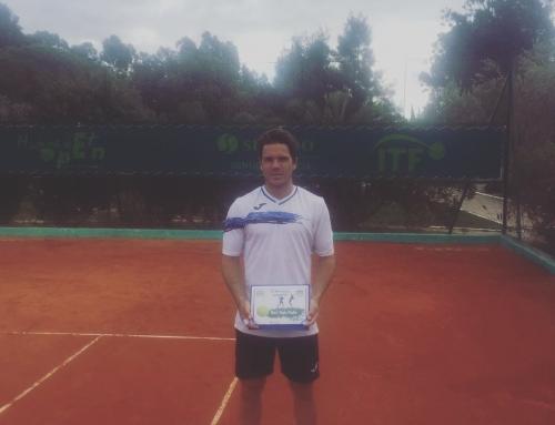 Carlos Boluda vuelve a la competición como finalista