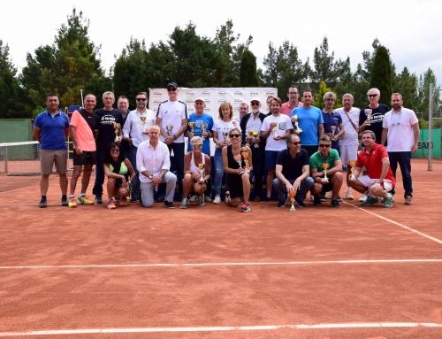 Gran nivel de tenis y participación en el VII ITF Juan Carlos Ferrero Senior Open