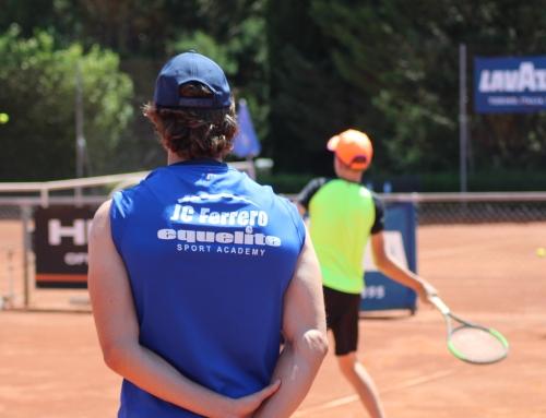 Ya se conocen los primeros jugadores seleccionados para las becas que ofrece la academia JC Ferrero-Equelite a través de la plataforma Scoutim