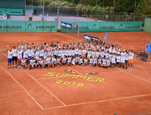 Un verano de 10 en la academia JC Ferrero-Equelite