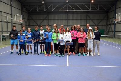 Campeones - Finalistas Valencia Promesas 2018