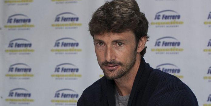 Juan Carlos Ferrero, premio Ciudad de la Raqueta en la categoría Trayectoria Tenis