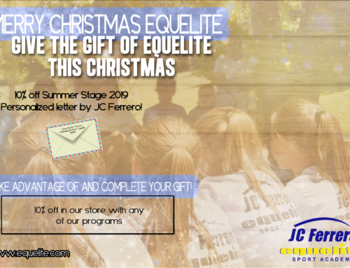 Give the gift of Equelite this Christmas