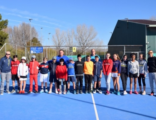 Players' gathering at JC Ferrero – Equelite