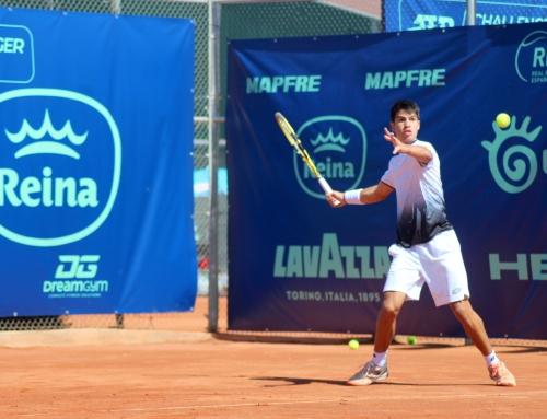 Carlos Alcaraz peleará por alzarse con el XVIII ITF Junior G1 JC Ferrero