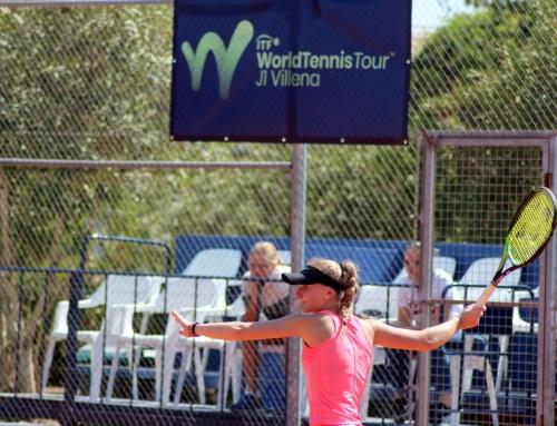 Segunda jornada de Qualy en el XVIII ITF Junior G1 JC Ferrero