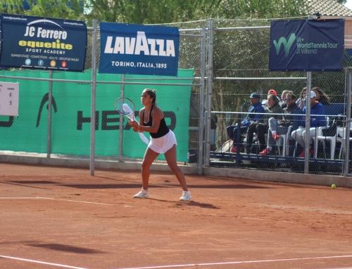 Primer día de cuadro final en el XVIII ITF Junior G1 JC Ferrero
