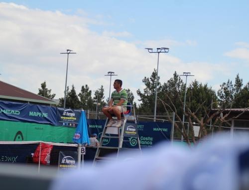 Carlos Alcaraz y Pablo Llamas serán la representación española en las semifinales del ITF Junior G1 JC Ferrero