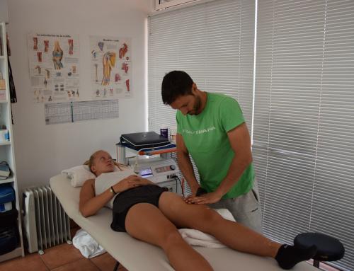 Fisioterapia JC Ferrero – Equelite / Rotura fibrilar + INDIBA