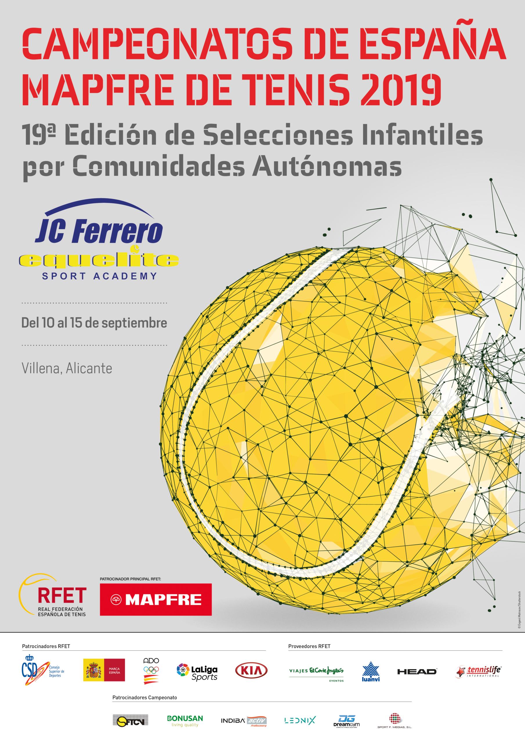 campeonato de España Mapfre 2019