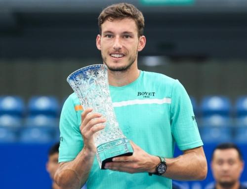 Pablo Carreño se proclama campeón en Chengdu