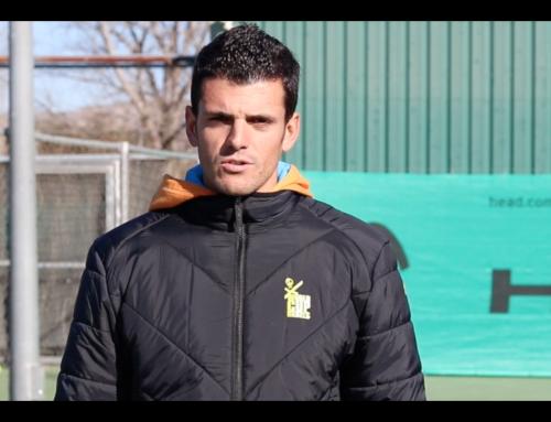 06 En pista – Partidos de entrenamiento con objetivos con Fran Penalva