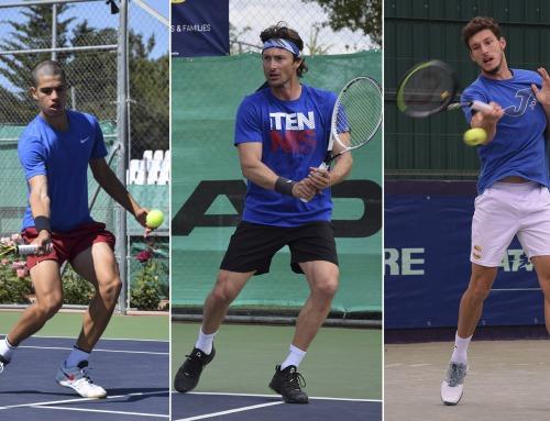 JC Ferrero-Equelite Sport Academy decide abrir sus puertas