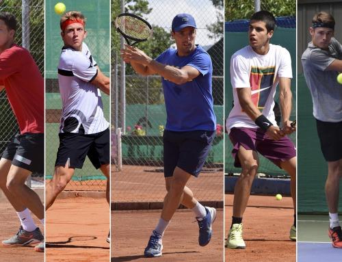JC Ferrero-Equelite acogerá el primer torneo de tenis en España