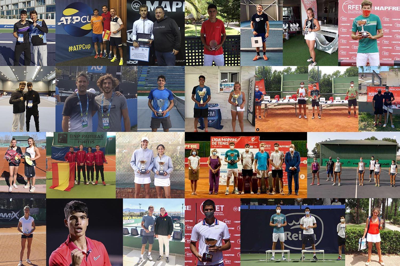 Haciendo balance: El Gran año de JC Ferrero-Equelite Sport Academy
