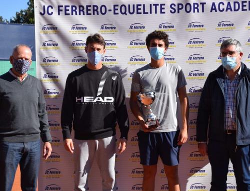 Pol Martin Tiffón campeón del ITF M15 Villena