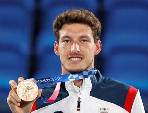 Pablo Carreño es de BRONCE: Vence al #1 y #2 del mundo para ganar el Bronce en Tokio 2020