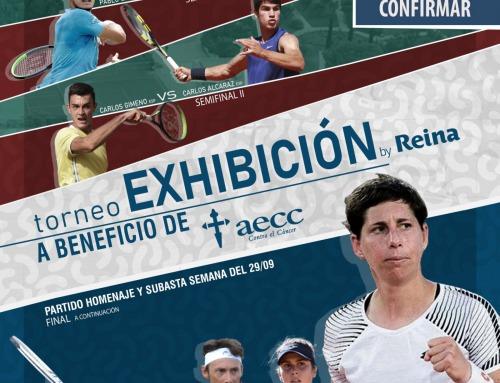 """COMUNICADO """"Torneo Exhibición by Reina 2021"""" – APLAZADO"""