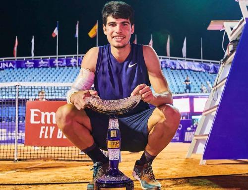 El primer título ATP 500 de Pablo Carreño en Hamburgo y el primero de muchos en Umag para Carlos Alcaraz.
